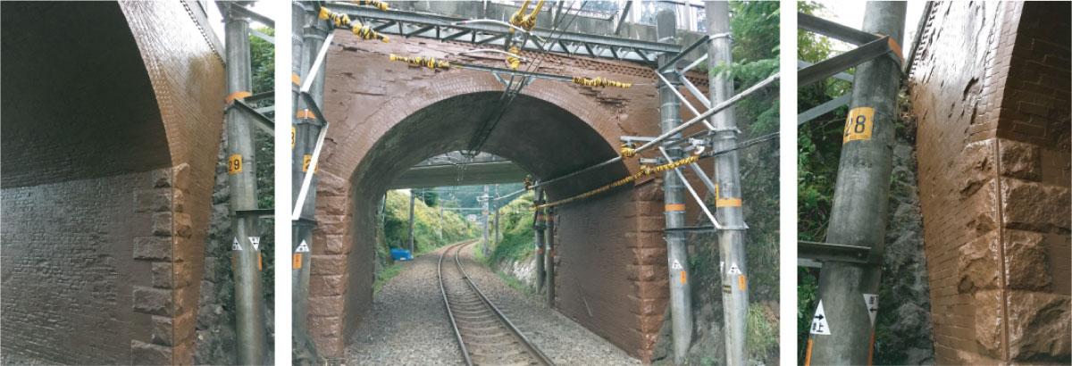 鉄道会社橋